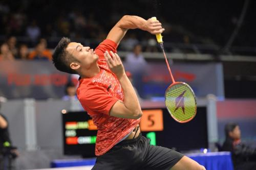 Badminton Sports  Photography